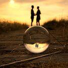 Futures sundown  by Gary Power