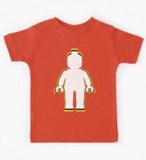 MINIFIG MANN Kinder T-Shirt