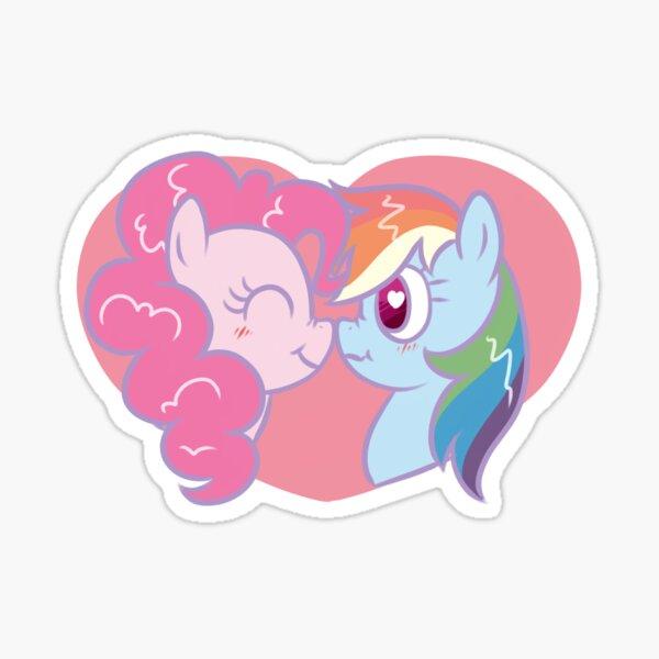 PinkieDash sticker Sticker
