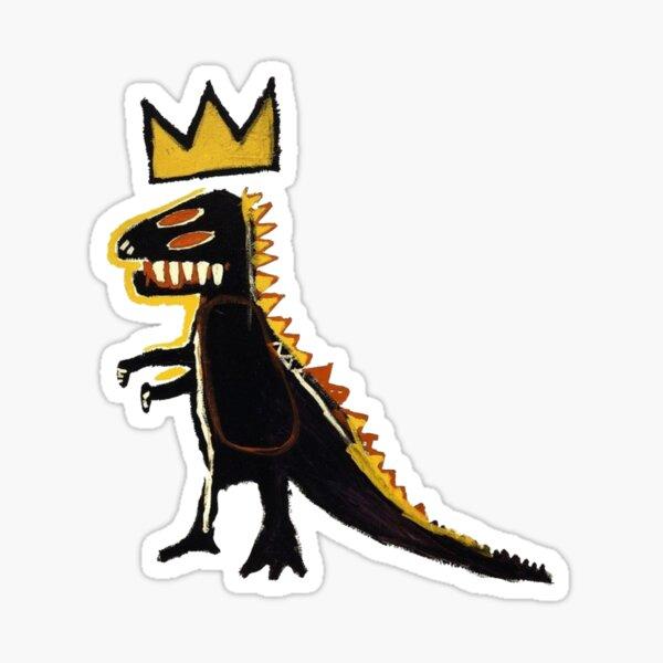 Queen Tirex Sticker