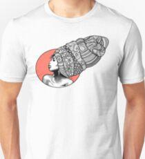 Tribal Head Piece by K80designs Unisex T-Shirt