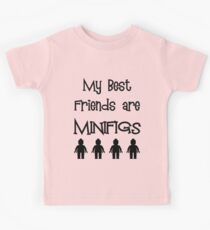 My Best Friends are Minifigs  Kids Clothes