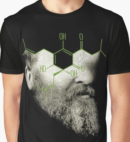 when i grow up i want to be the barfly in the ointment of entropy Graphic T-Shirt