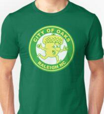 Raleigh Acorn Guy Unisex T-Shirt