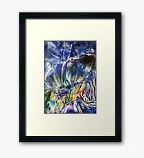 Heady flights of fancy Framed Print