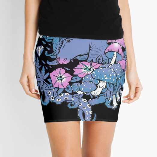 - Magical Unicorn - Mini Skirt