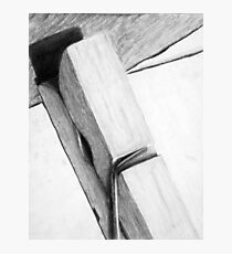 Clothespin  Photographic Print