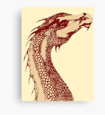 Petoskey Dragon Canvas Print