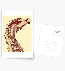 Petoskey Dragon Postcards