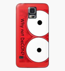 Why not DeCON? Case/Skin for Samsung Galaxy