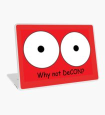 Why not DeCON? Laptop Skin