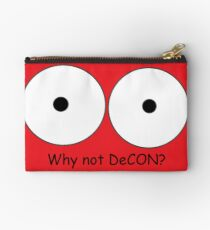 Why not DeCON? Studio Pouch