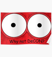 Why not DeCON? Poster