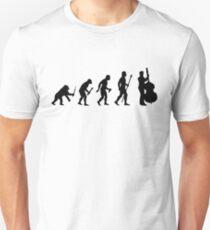 Double Bass Evolution Silhouette T-Shirt