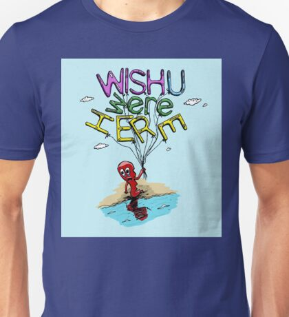 Wish You Were Here - Pink Floyd T-Shirt