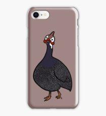 Guinea Fowl iPhone Case/Skin