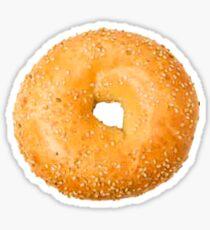 bagel Sticker
