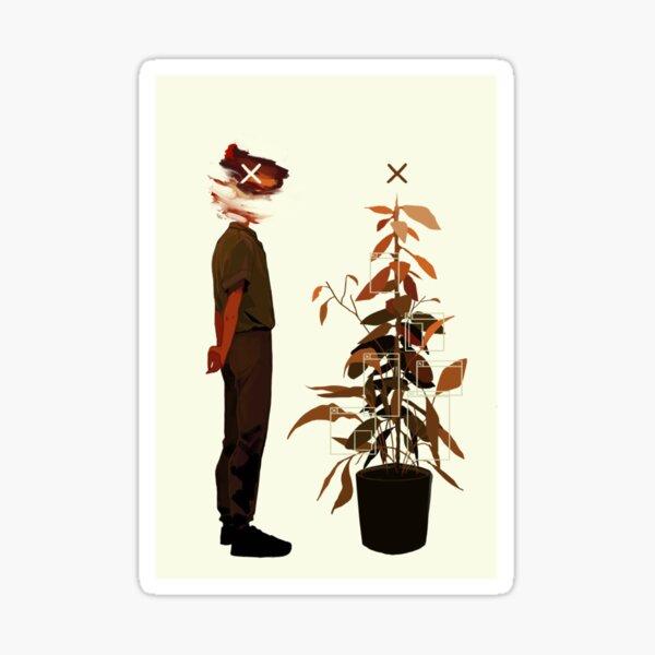Anonymity| Perfect Gift Sticker