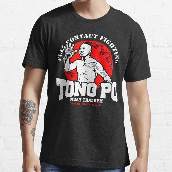 NEW TONG PO MUAY THAI FIGHTER VILLAIN KICKBOXER VAN DAMME MOVIE Essential T-Shirt