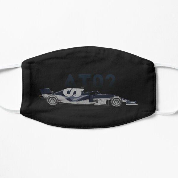 F1 Alpha Tauri 2021 Masque sans plis