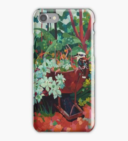A New Career iPhone Case/Skin