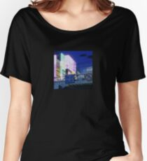 Night Lights Women's Relaxed Fit T-Shirt