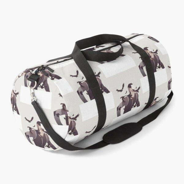 Shiro black bird| Perfect Gift Duffle Bag