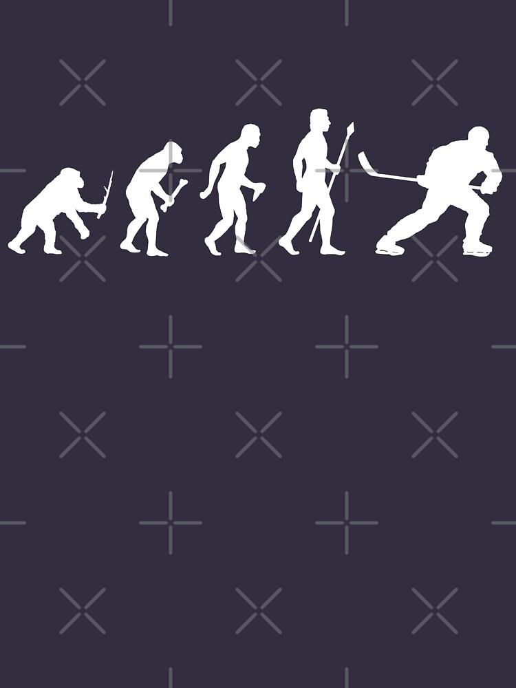 Ice Hockey Evolution by BeyondEvolved