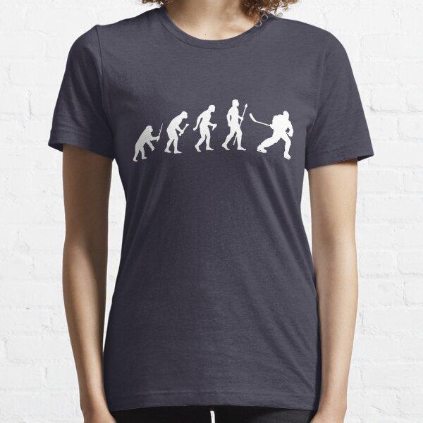 Ice Hockey Evolution Essential T-Shirt