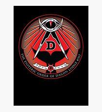Esoteric Order of Dagon Lodge Photographic Print