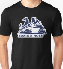 Step Brothers Boats and Hoes T-Shirt
