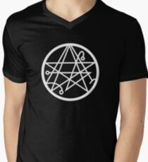 Sigil of the Gateway Men's V-Neck T-Shirt