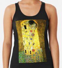 Der Kuss von Gustav Klimt Tanktop für Frauen