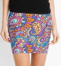Abstract pattern 3 Mini Skirt