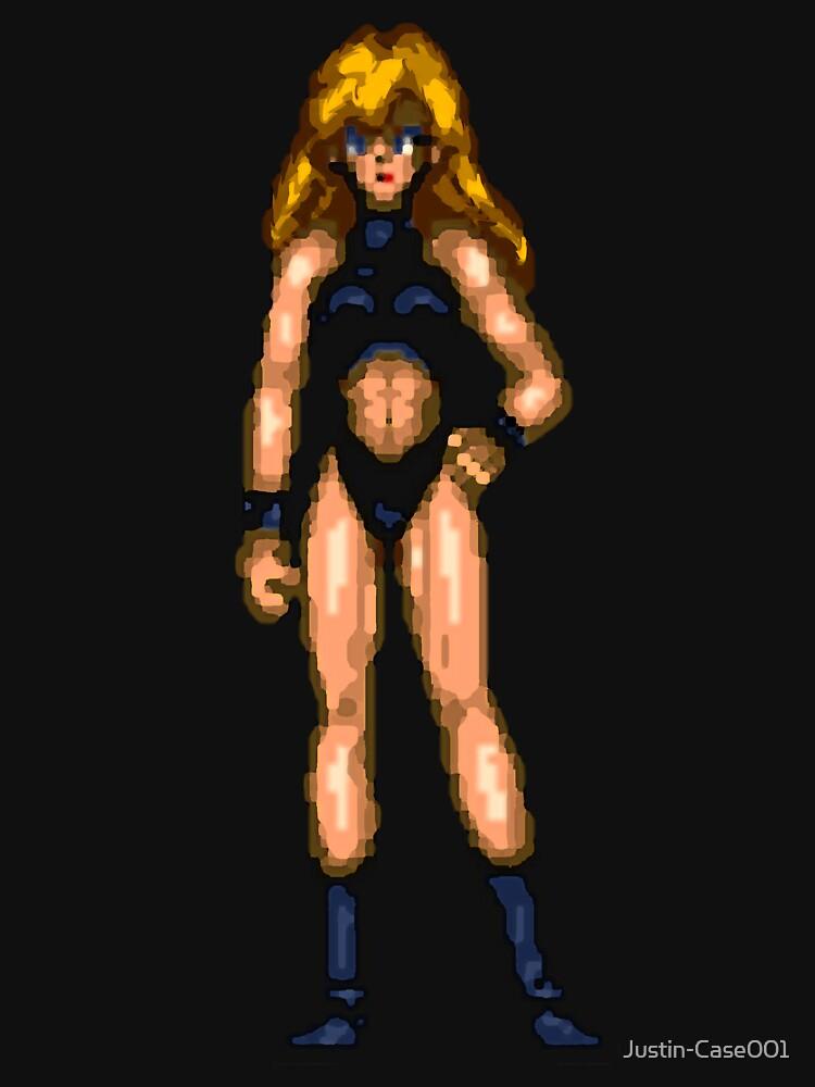 Super Metroid - Samus Aran by Justin-Case001