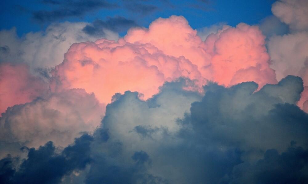 Clouds  by Bernie Rosser