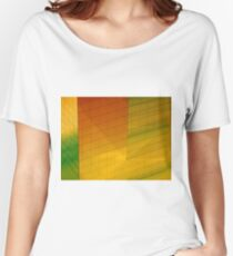 Blocks  Women's Relaxed Fit T-Shirt