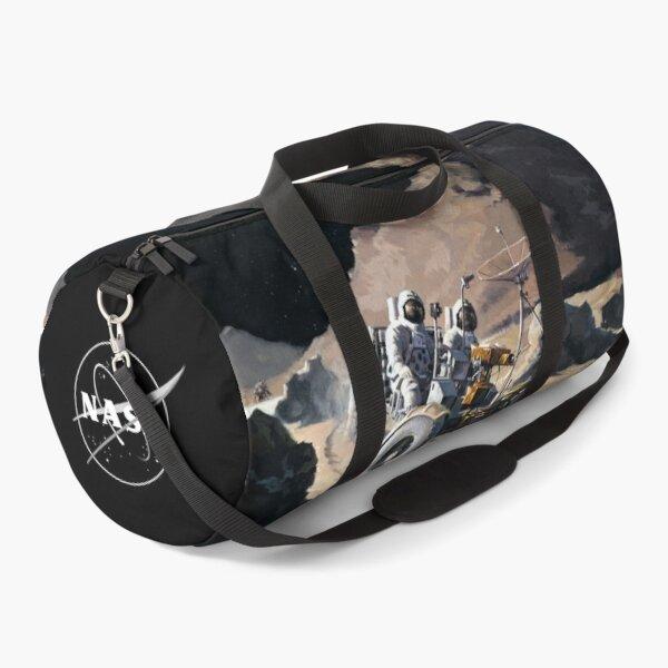 Nasa Emblem - Space Explorer Duffle Bag