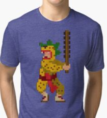 Jaguar Knight Tri-blend T-Shirt