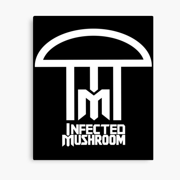 Infected Mushroom Canvas Print