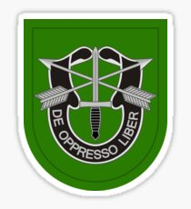 10th Special Forces Group (United States) Sticker
