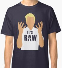 Gordon Ramsay -It's RAW! Classic T-Shirt