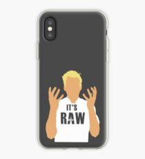 Gordon Ramsay -It's RAW! iPhone Case