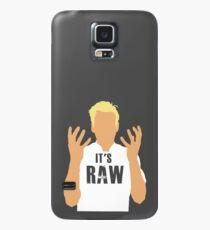 Gordon Ramsay -It's RAW! Case/Skin for Samsung Galaxy