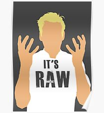 Gordon Ramsay -It's RAW! Poster