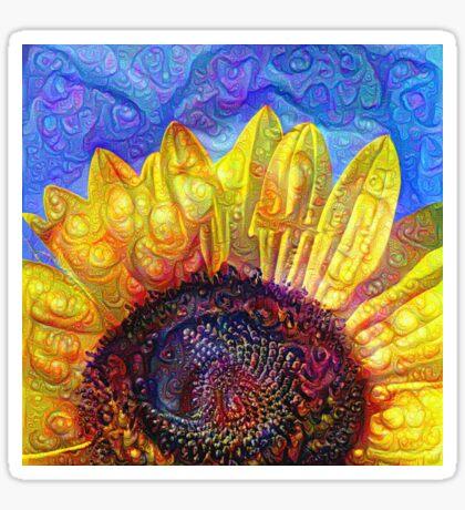 Solar eyelashes Sticker