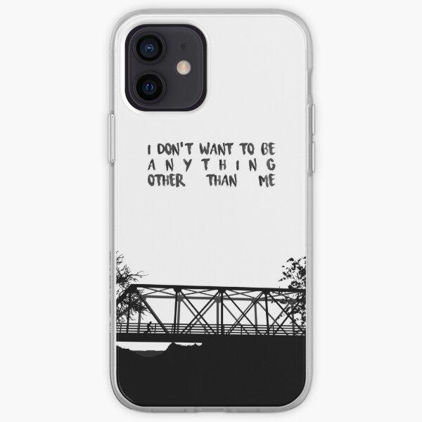Je ne veux pas être - One Tree Hill Coque souple iPhone