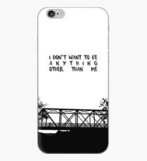 I Don't Want To Be - ONE TREE HILL iPhone Case