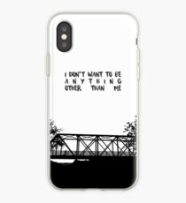 Vinilo o funda para iPhone No quiero ser - ONE TREE HILL