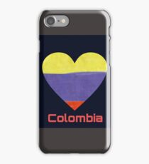 Love Colombia iPhone Case/Skin